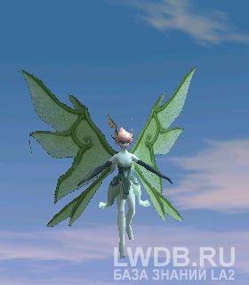 Дух Воды Лиан - Water Spirit Lian