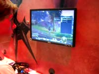 Смотреть Leipzig Games Convention 2008: Aion